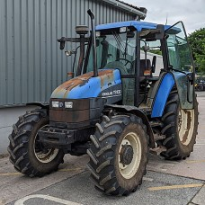 Used Tractor: New Holland TS100