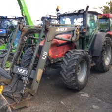 Same Explorer 110 - Used Tractor with MX Loader