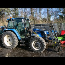 Used Tractor - New Holland T5060 Dual Command