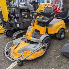 Used Stiga Park 540 DPX Front Mower (Diesel)