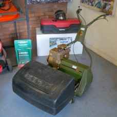 "Webb 21"" Cylinder Lawnmower"