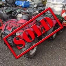 Used Quad: Honda 420