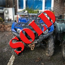 Used Yamaha Grizzly 550 IRS - YFM550