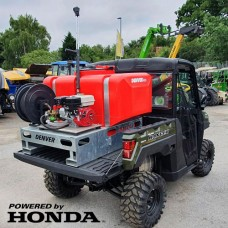 Skid Mounted Pressure Washer Water Bowser