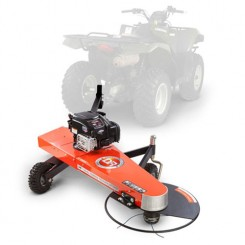DR 7.25 Tow Behind Trimmer Mower