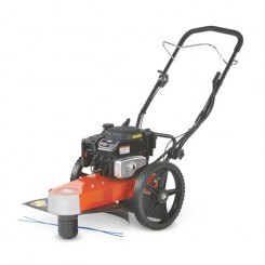 DR 7.25 PRO Electric Start Wheeled Trimmer