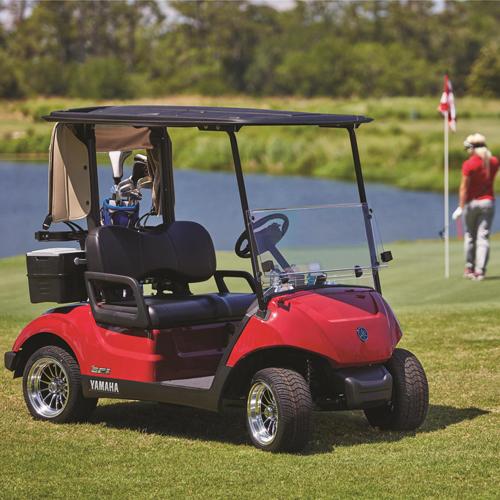 Yamaha Drive2 EFI Golf Buggy - Official Yamaha Dealer