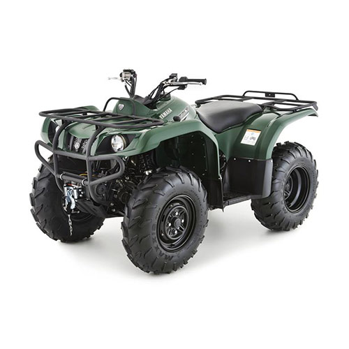 Yamaha grizzly 350 4wd 4x4 official yamaha dealer for Yamaha 350 grizzly