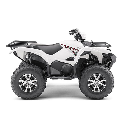 Yamaha Grizzly 700 Eps Se Official Yamaha Dealers