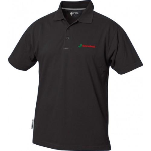 Kverneland Black Polo Shirt