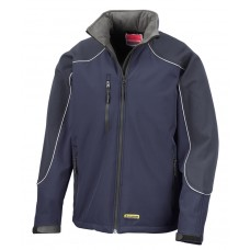 New Holland Ice Fell Hooded Soft Shell Jacket New Holland Mens Clothing