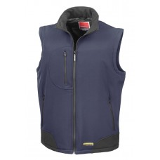 New Holland Soft Shell Bodywarmer
