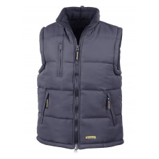 New Holland Hooded Bodywarmer