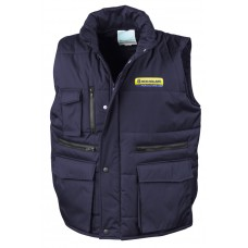 New Holland Workguard Bodywarmer