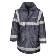 New Holland Workguard Management Coat