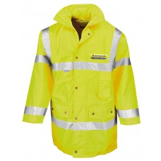 New Holland Safety Jacket Clothing