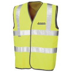 New Holland Safeguard High Viz Vest Protective / Safety Clothing