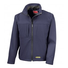 New Holland Classic Soft Shell Jacket New Holland Mens Clothing