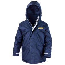 New Holland Kids Winter Parka Jacket