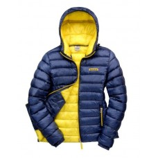 New Holland Ladies Snowbird Hooded Jacket