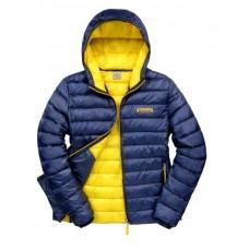 New Holland Mens Snowbird Hooded Jacket