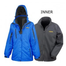 New Holland 3 in1 Ladies Journey Jacket