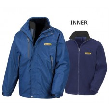 New Holland 3 in 1 Aspen Jacket