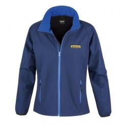 New Holland Ladies Softshell Jacket