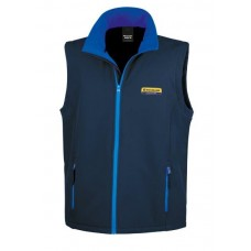New Holland Softshell Bodywarmer