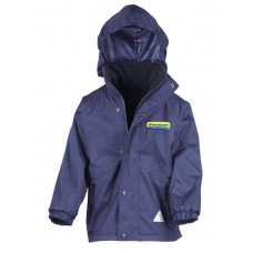 New Holland Reversible Stormstuff Jacket Junior New Holland Kids Clothing
