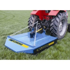 Fleming 6ft Semi-Offset Grass Topper Flail and Rotary Toppers