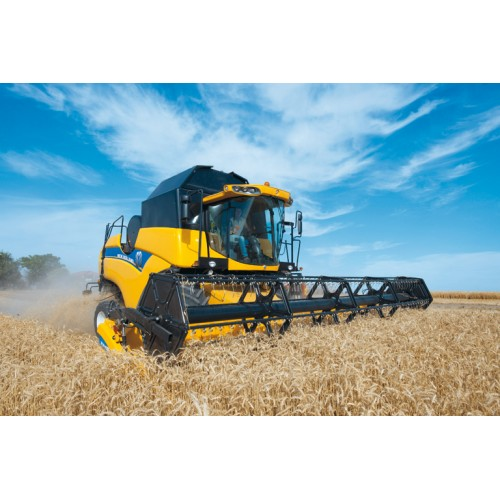 New Holland CX5000 & CX6000 Tier 4a