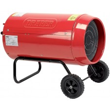 Draper Propane Mix Space Heater