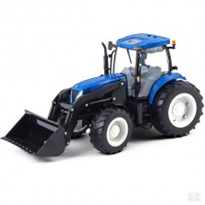 New Holland T7050 with Loader