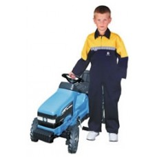 New Holland Junior Overall