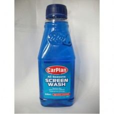 CarPlan Concentrated Screen Wash 500ml Car Accessories