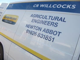 farm machinery service and repairs